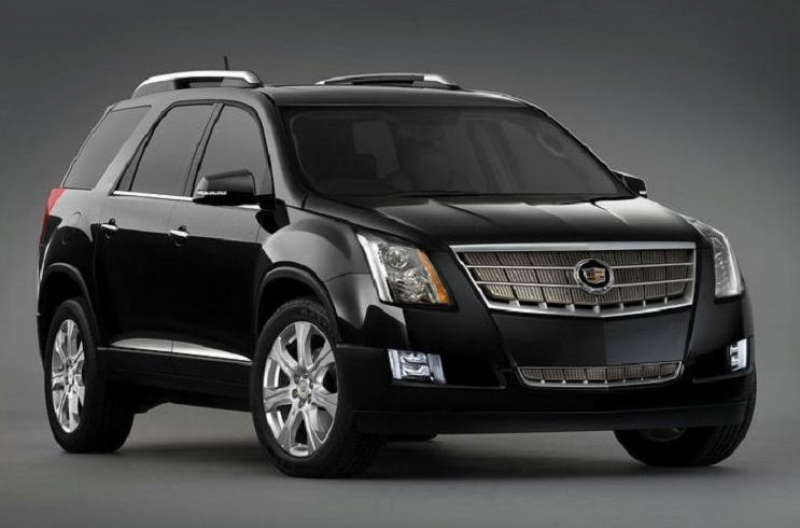 2016 Cadillac SRX release date and price