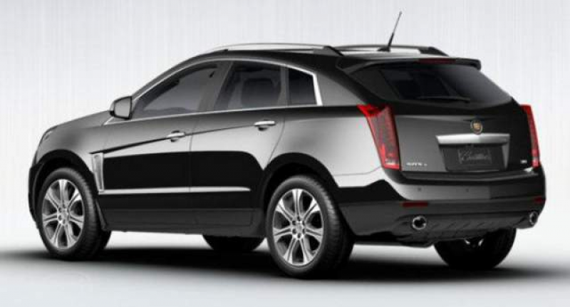2016 Cadillac SRX Price, Date Release and Competition
