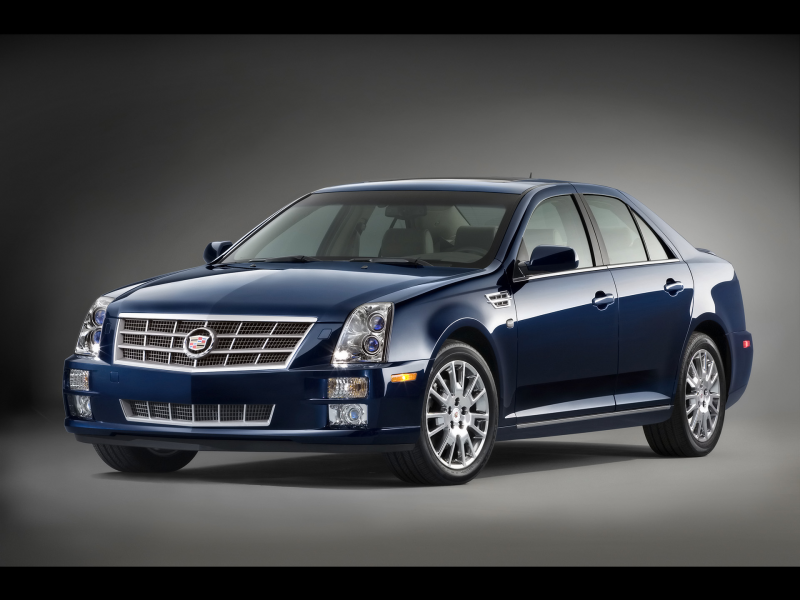 Photo of Cadillac STS