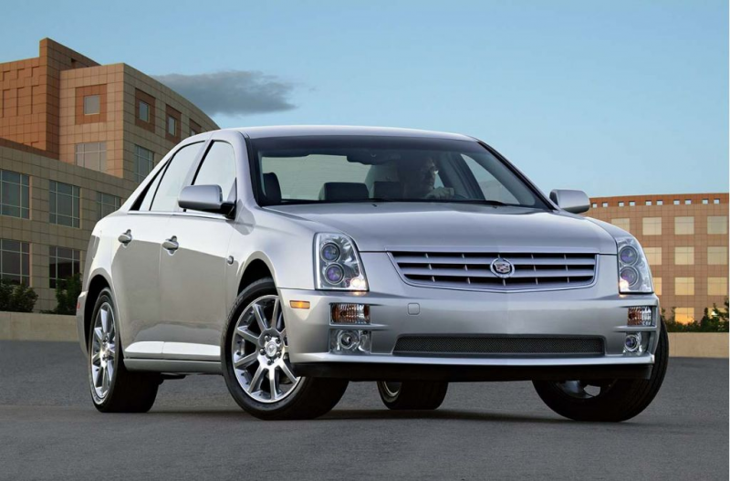 2007 Cadillac STS - Photo Gallery
