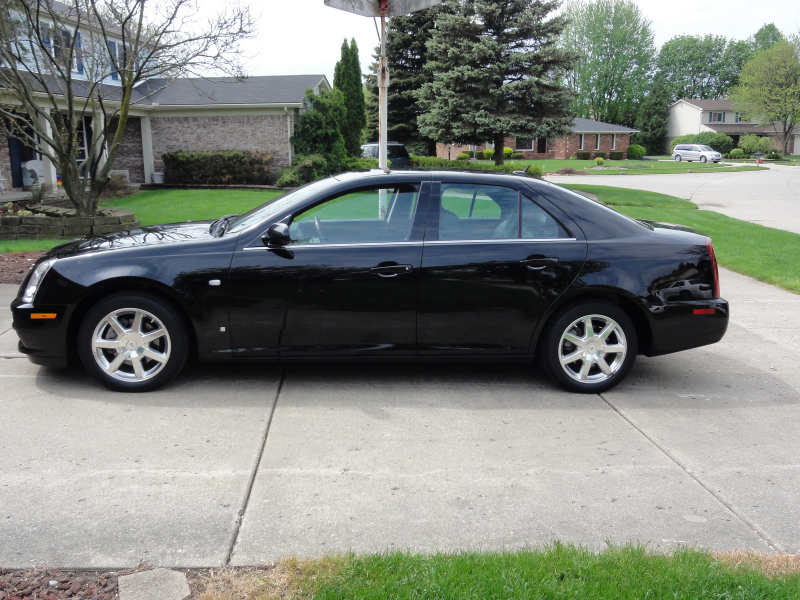 Picture of 2007 Cadillac STS Luxury Performance V8, exterior