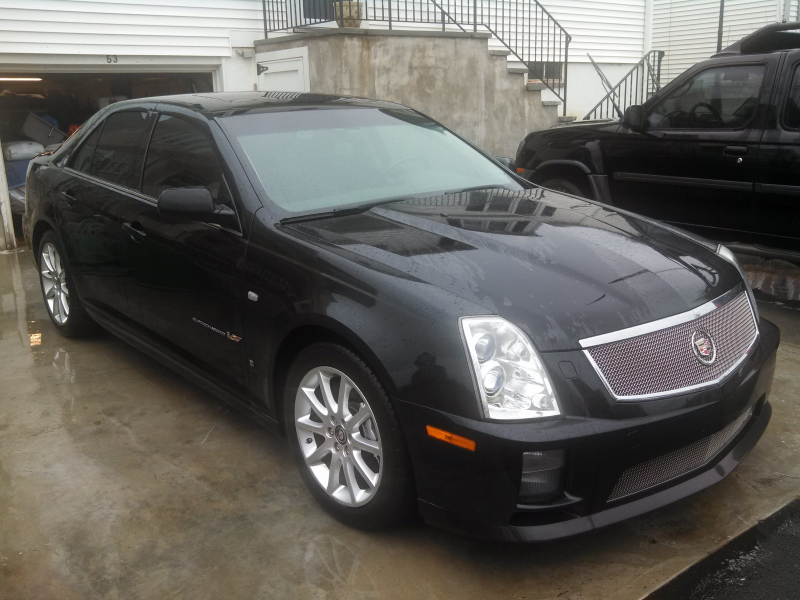 Picture of 2007 Cadillac STS Premium Luxury Performance V8, exterior