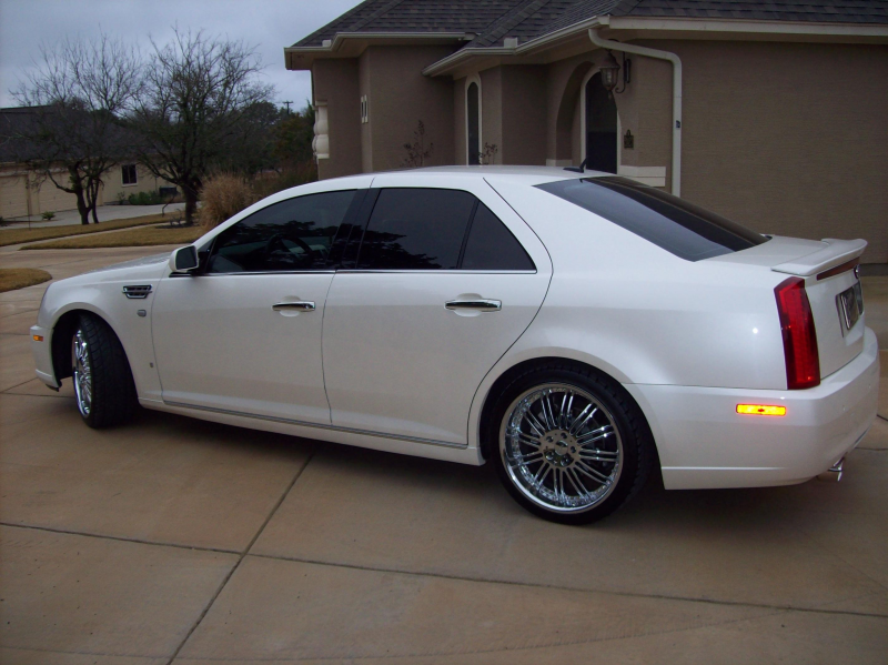Another Jrulez 2008 Cadillac STS post...
