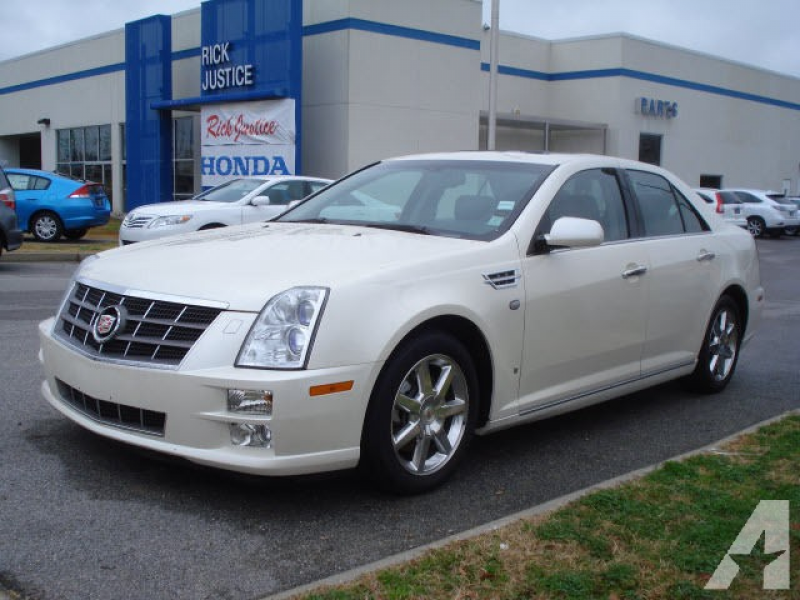 2009 Cadillac STS V8 for sale in Meridian, Mississippi