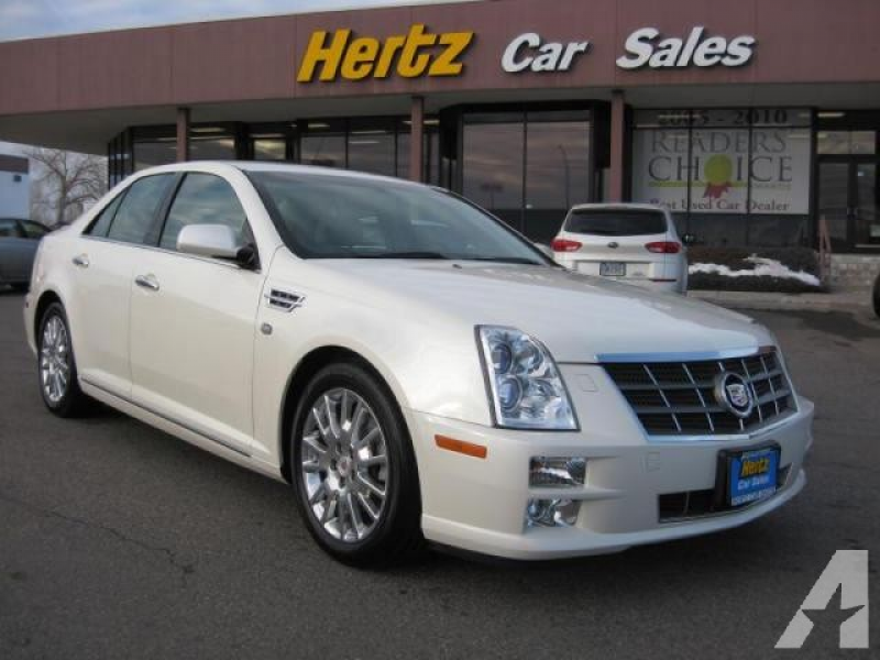 2010 Cadillac STS for sale in Billings, Montana