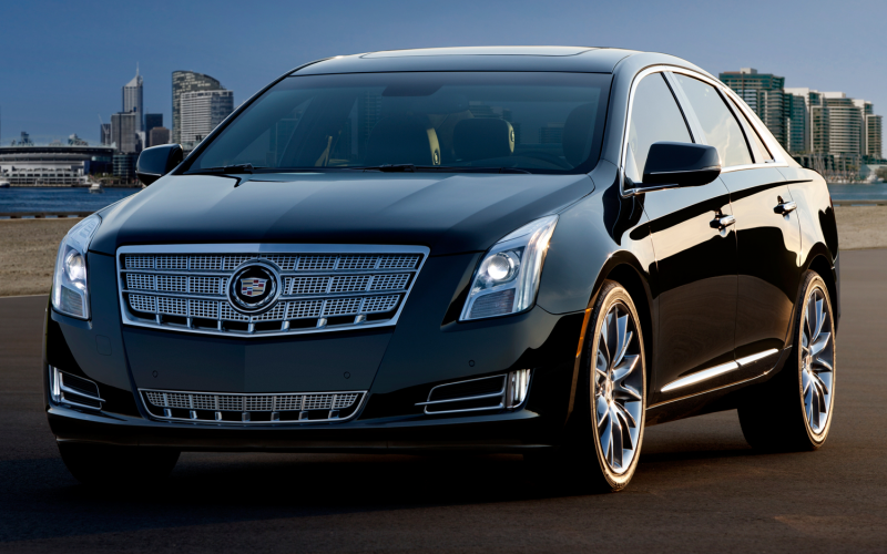 2013 Cadillac XTS Photo Gallery