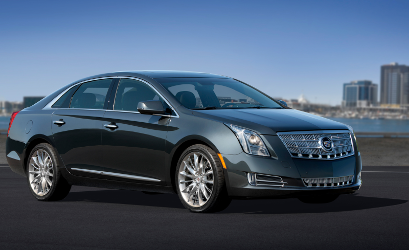 2013 Cadillac XTS Priced From $44,995; On Sale in May