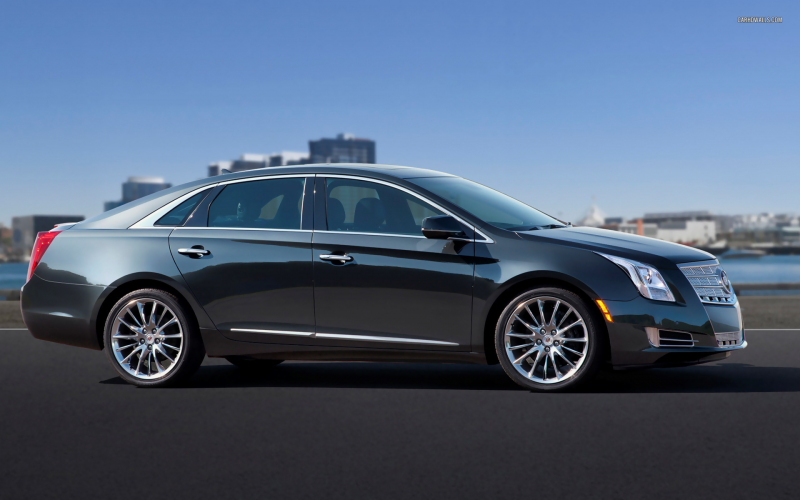 Cadillac XTS 2013 1920x1200 wallpaper