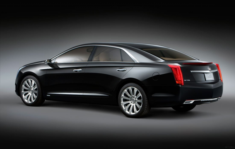 black-color-cadillac-xts-2013-rear-left-view-2013-cadillac-xts ...