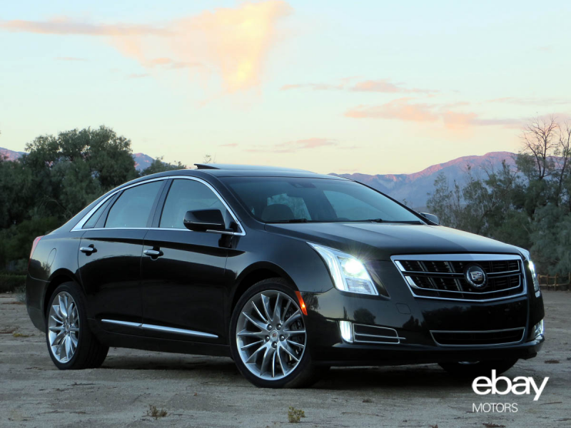 Review: 2014 Cadillac XTS Vsport – American Spirit Lives On