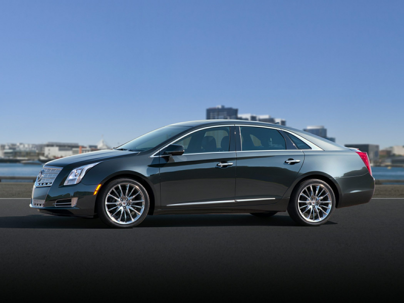 2014 Cadillac XTS Sedan Base 4dr Front wheel Drive Sedan Exterior