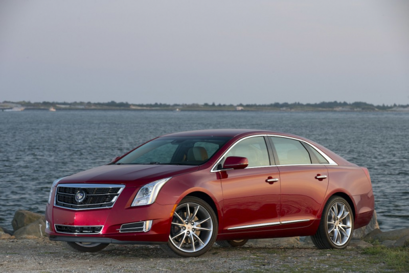2015 Cadillac XTS: More Luxury, Safety And Tech