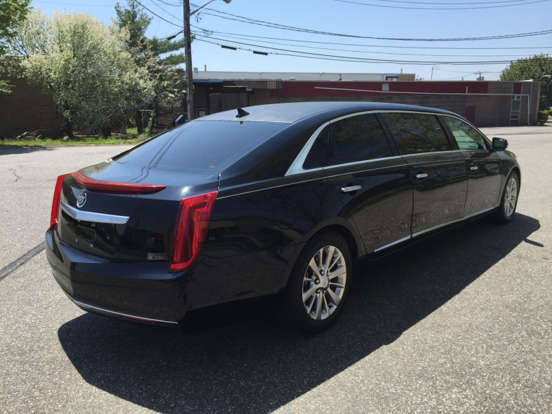 2015 Cadillac Superior XTS Six Door New Funeral Limousine