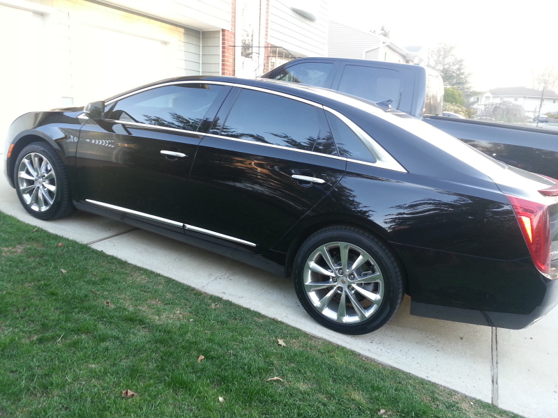 Picture of 2014 Cadillac XTS Luxury AWD