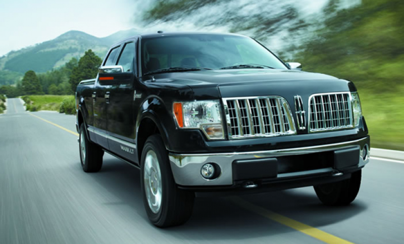 2010 Lincoln Mark LT - Click above for a high-res image gallery