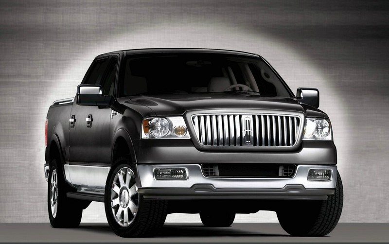 2014 Lincoln Pickup Truck