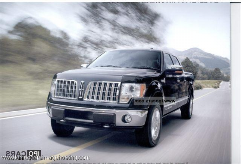 Lincoln Pickup Truck 2012