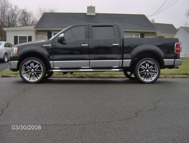 jealousyinjersey 2007 Lincoln Mark LT 11234392