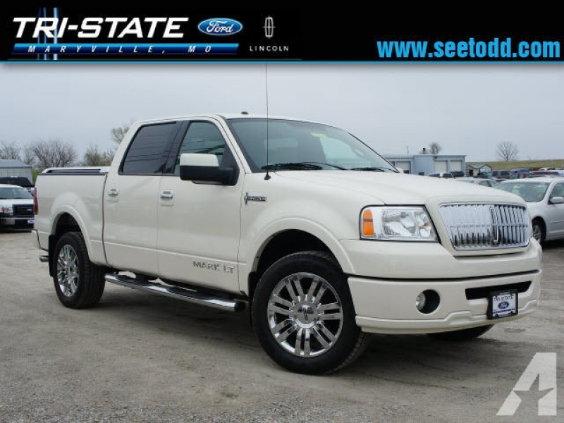 2007 Lincoln Mark LT for sale in Maryville, Missouri