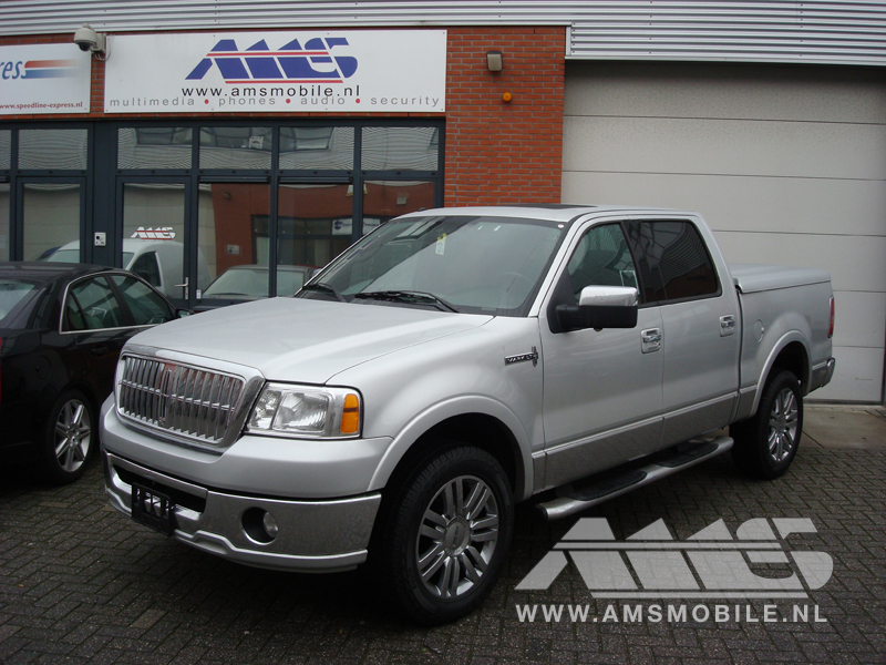 Gallery van Lincoln Mark LT Silver 2009
