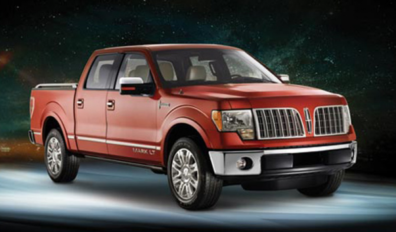 LINCOLN Mark LT (2009 - Present)