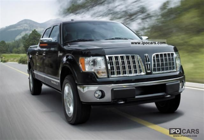2011 Lincoln MARK LT 4x4 = 2011 = Off-road Vehicle/Pickup Truck New ...