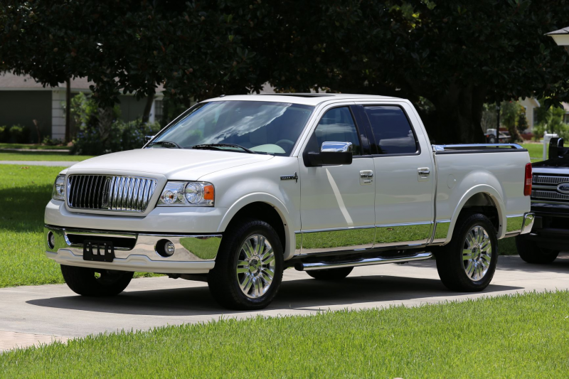 2006 Lincoln Mark LT Pickup with 5k original miles!