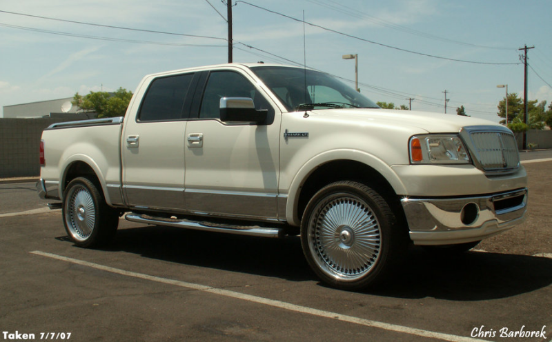 2005 Lincoln Mark LT by DERSCHNELEOPARD
