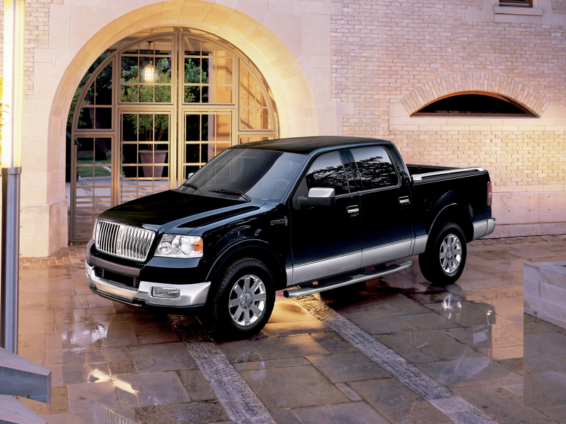 Lincoln Mark LT '2005–08