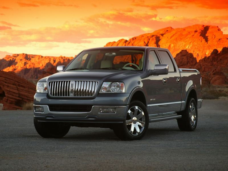 Lincoln Mark LT 2005-2008