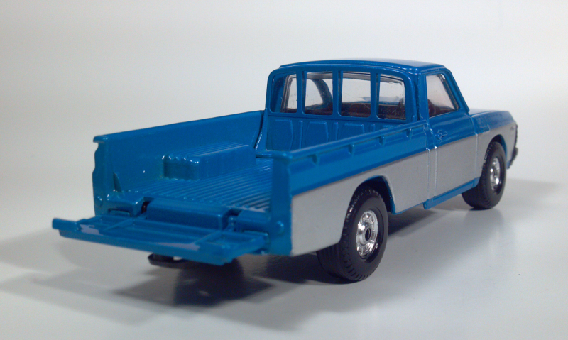 Diecast Toy Pickup Truck Scale Models