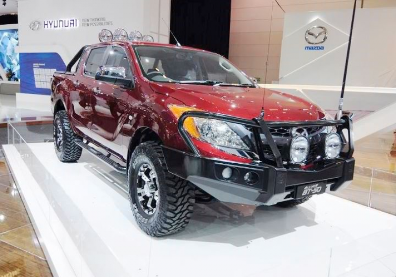 Truck Thursday: 2013 Mazda BT-50 – The Small Pickup We Can't Have