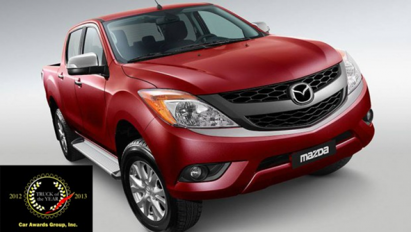... 2WD Compact Crossover MAZDA wins Best Booth at 2013 Manila Auto Show