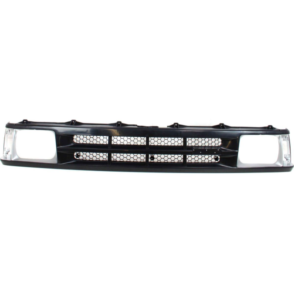 New-Grille-Assembly-Grill-Black-Pickup-Mazda-B2600-Truck-93-MA1200126 ...