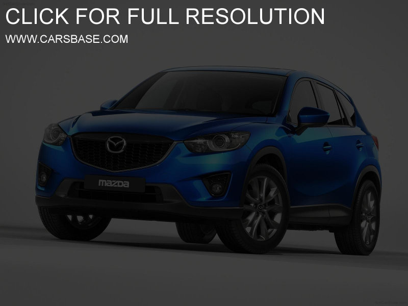 Photo of Mazda CX-5 #82872. Image size: 1600 x 1200. Upload date: 2011 ...