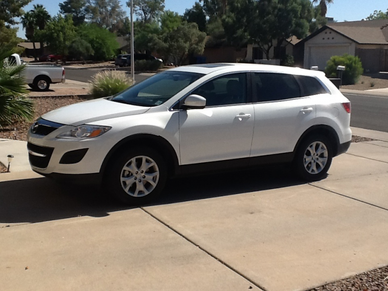 Picture of 2011 Mazda CX-9 Touring AWD, exterior