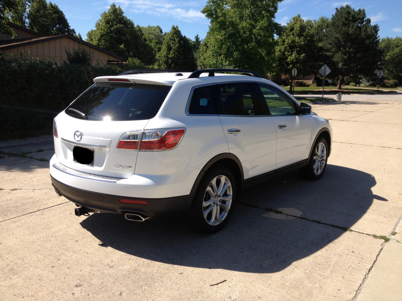 Picture of 2011 Mazda CX-9 Grand Touring, exterior