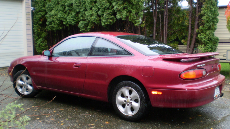 1994 Mazda MX-6 2 Dr LS Coupe picture, exterior
