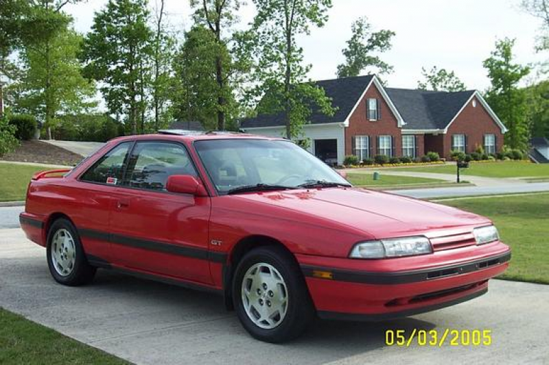 Another 91MazdaMx6GT 1991 Mazda MX-6 post...