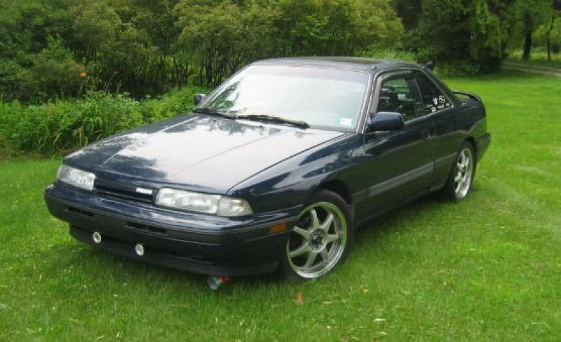 Another KraZe151 1991 Mazda MX-6 post...