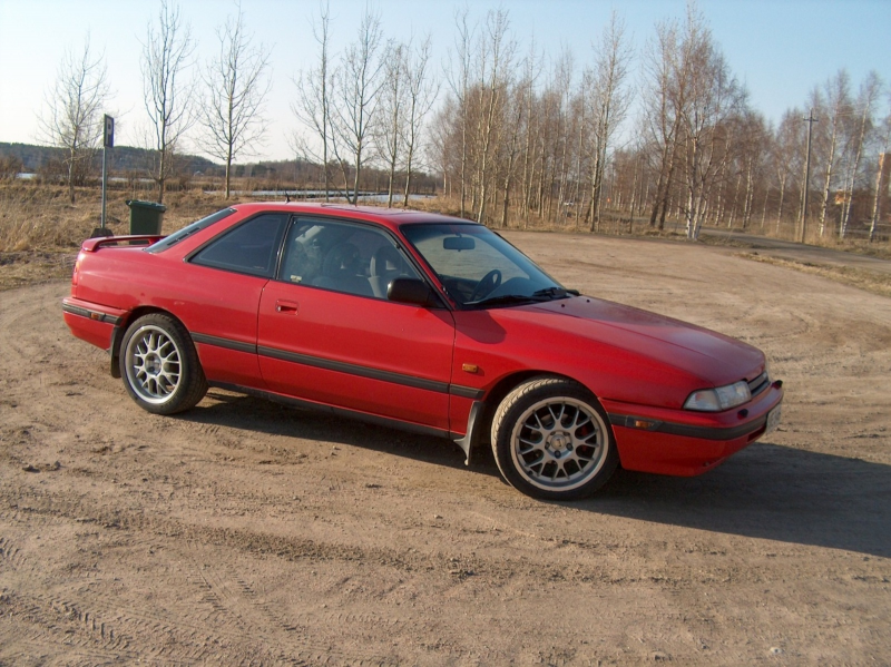 Home / Research / Mazda / MX-6 / 1991