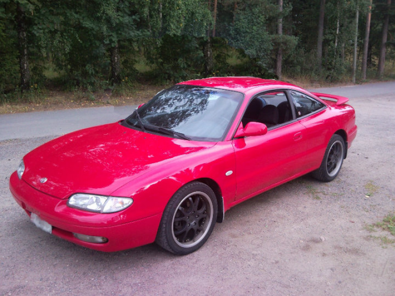 What's your take on the 1992 Mazda MX-6?