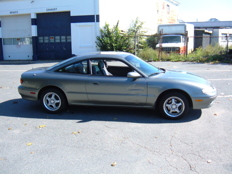 Picture of 1996 Mazda MX-6 2 Dr STD Coupe, exterior