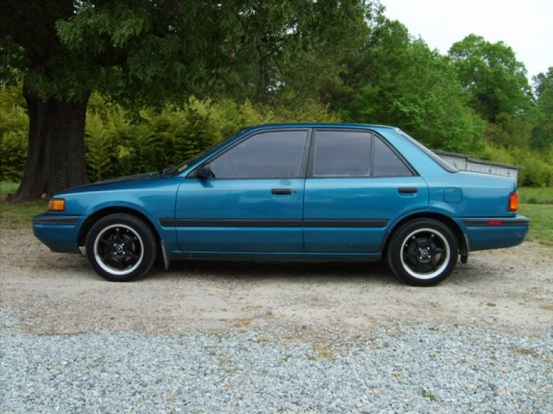Another heavydelta88 1993 Mazda Protege post...