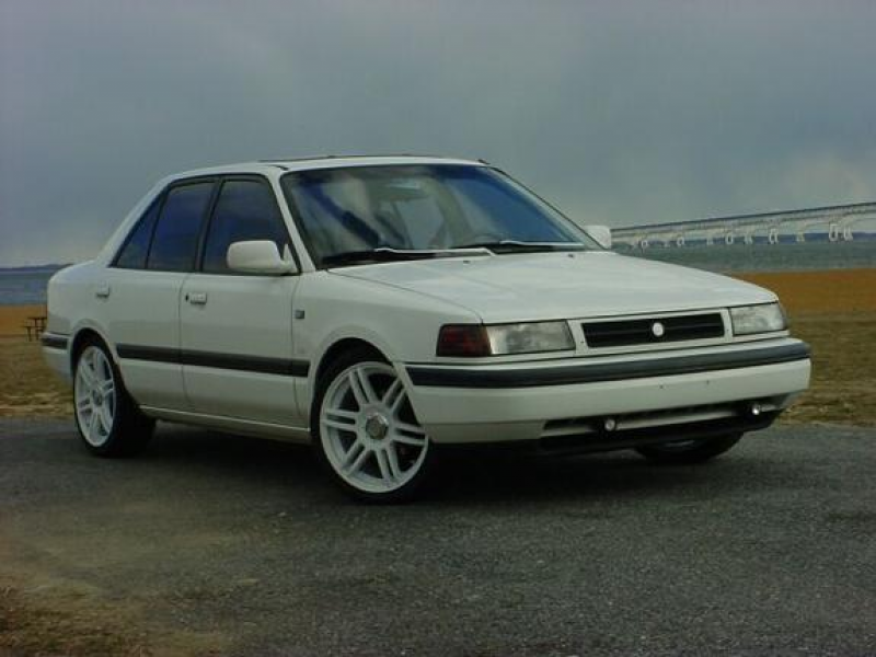 Another groharlem 1993 Mazda Protege post...