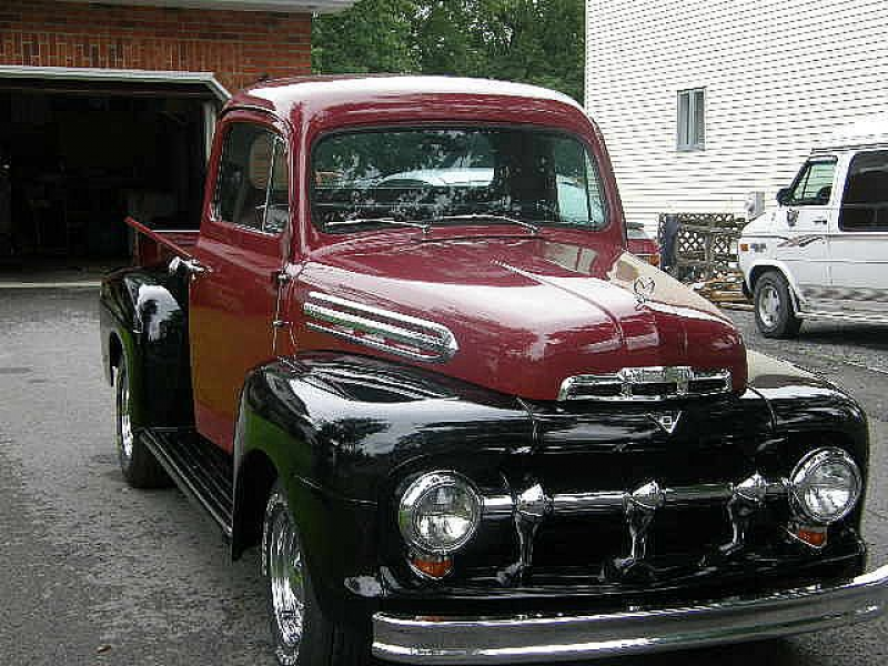 1951 Mercury Truck Picture 3