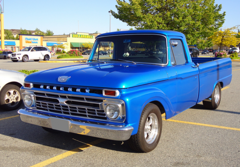1966 Mercury M-100 Pickup Truck