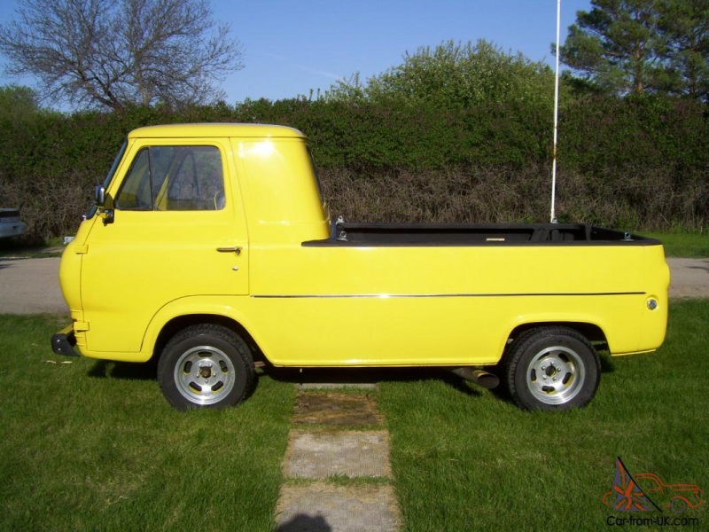 RARE 1965 MERCURY Econoline Pick up , built by Ford of Canada, for ...