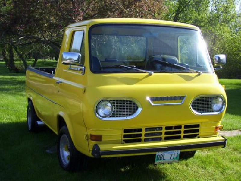 RARE 1965 MERCURY Econoline Pick up , built by Ford of Canada,, US $ ...
