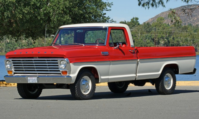 Mercury M-100 pickup (Image ?: 09)